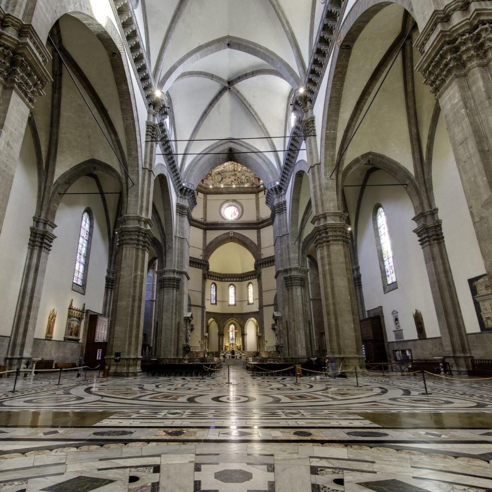 Aluxado Tour Virtuali Fotografici 360 Gradi Duomo Firenze