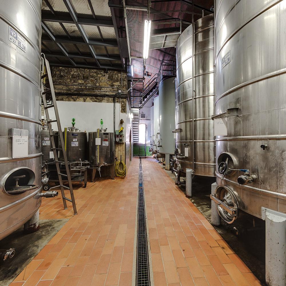 Aluxado Tour Fotografici Virtuali 360 Gradi Winery Toscana