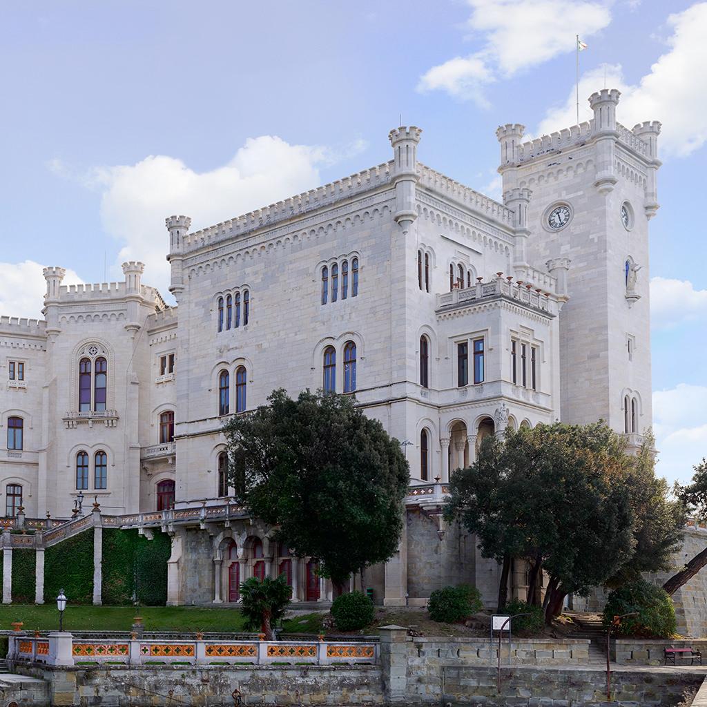 Fotografie Gigapixel Alta Risoluzione Castello Miramare